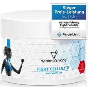 Anti-Cellulite Gel Testsieger