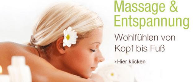 Massage Geräte Tipp