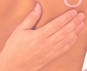 manuelle Bindegwebsmassage Hand