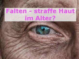 Straffe Haut im Alter - Hyaluronsäure und Kollagen was hilft noch?